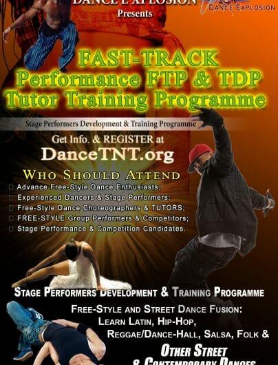 CALDATT and Dance Explosion Dance Workshops & Classes